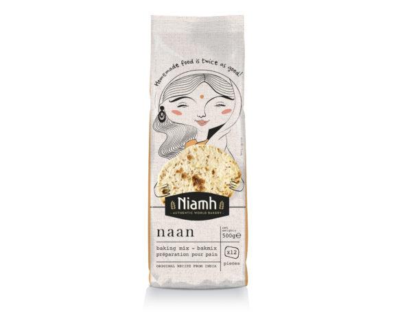 Naan Mix