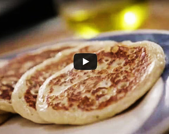 Step-by-step blini recipe