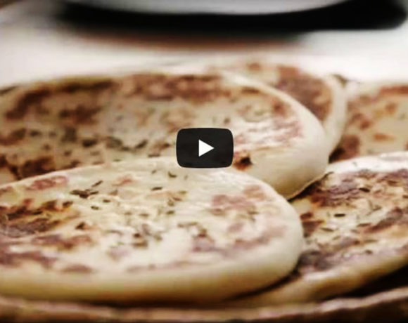 Step-by-step naan recipe