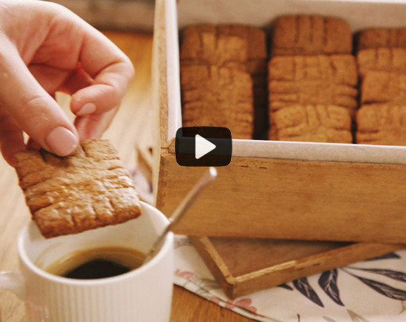 Authentic Speculaas Tutorial