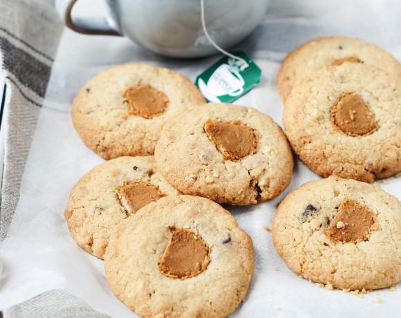 Fantastic Cookies au caramel