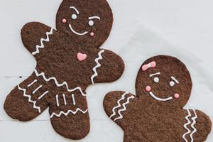 Recept: authentieke gingerbread mannetjes van speculaas - 3