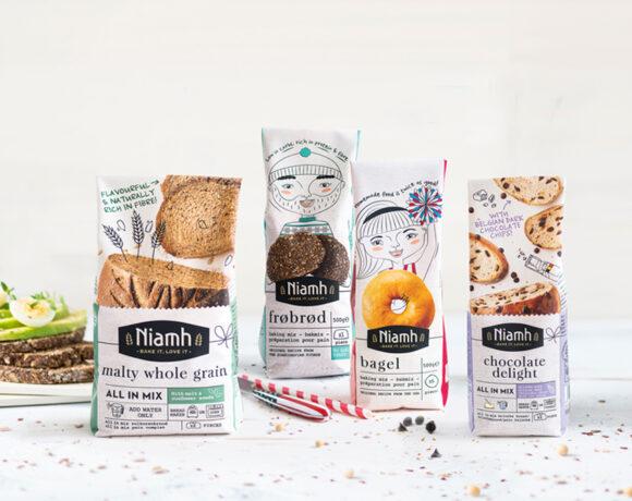 Nouveau chez Niamh : 4 mix pour tous ceux qui aiment les dernières tendances du pain