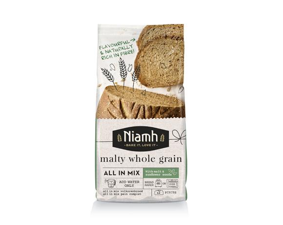 Malty Whole Grain
